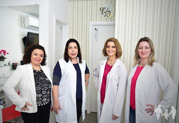 corpo clinico de Neuropediatria